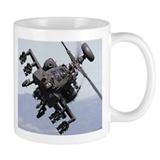 Apache Attack Helicopter Mousepad Mugs