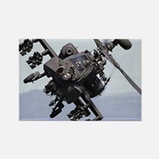 Apache Attack Helicopter Mousepad Magnets