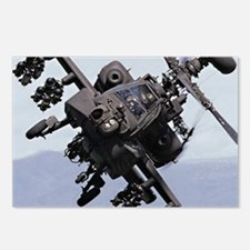 AH-64A/D, the Apache Atta Postcards (Package of 8)