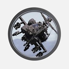 AH-64A/D, the Apache Attack Helicopter Wall Clock