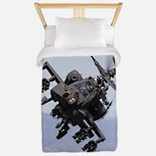 AH-64A/D, the Apache Attack Helicopter Twin Duvet