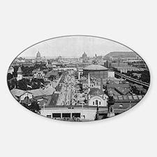 Columbian Exposition Midway Plaisan Decal