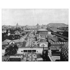 Columbian Exposition Midway Plaisance Poster