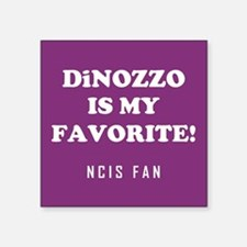 DINOZZO IS MY... Sticker