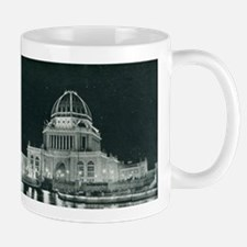 Columbian Exposition Administration Building Mugs