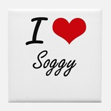I love Soggy Tile Coaster