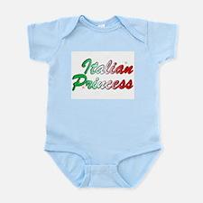 Italian Princess Infant Creeper