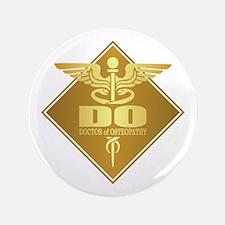 DO gold diamond Button