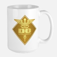 DO gold diamond Mugs