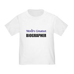 Worlds Greatest BIOGRAPHER T