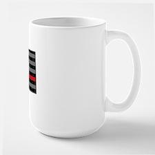 Wyoming Firefighter TRL Large Mug