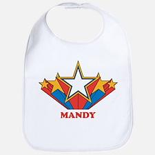 MANDY superstar Bib