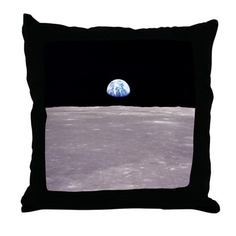 Apollo 11 Space gift Throw Pillow