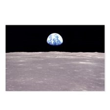 Apollo 11 Space gift Postcards (Package of 8)