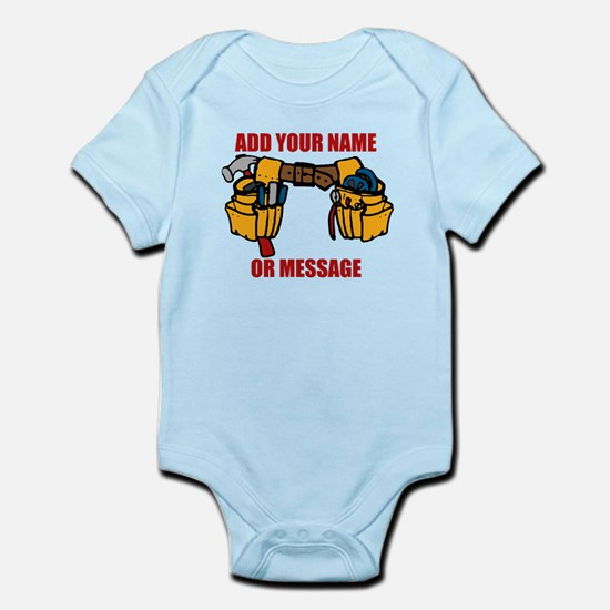 PERSONALIZED Tool Belt Graphic Body Suit