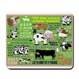 Cow Mouse Pads