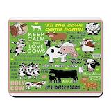 Cow Classic Mousepad