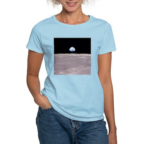 Apollo 11 Space gift Women's Pink T-Shirt