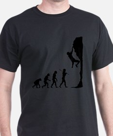 Unique Rock climber T-Shirt