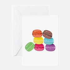 The Macaron Greeting Cards