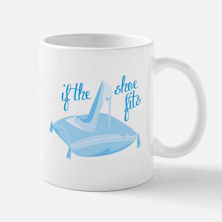 If Shoe Fits Mugs
