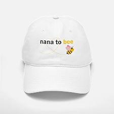 Nana To Bee Baseball Baseball Baseball Cap