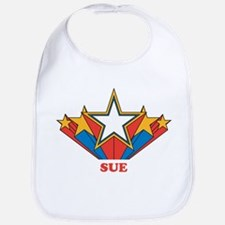 SUE superstar Bib