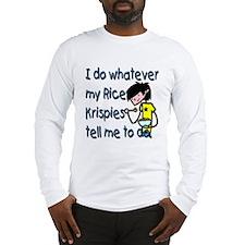 Cute Funny jokes Long Sleeve T-Shirt