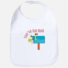 Youve Got Mail Bib
