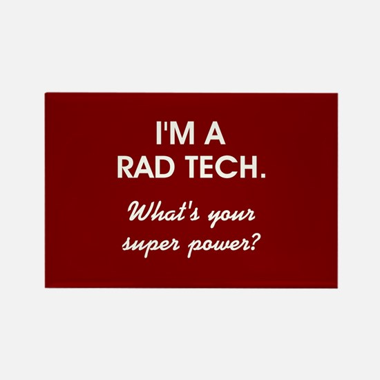 I'M A RAD TECH.... Magnets