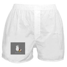 Custom All Dressed Up Paper Birds Boxer Shorts