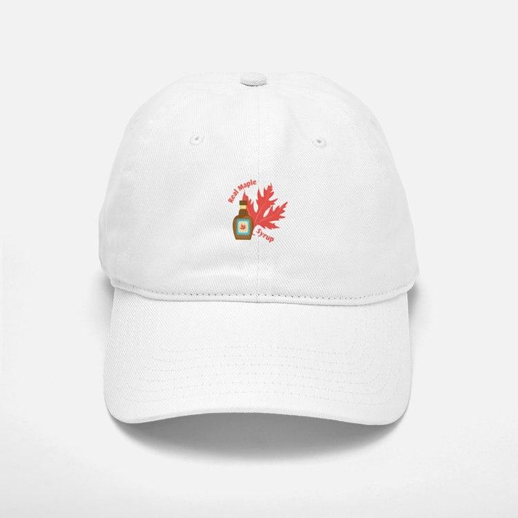 Real Maple Syrup Baseball Baseball Baseball Cap