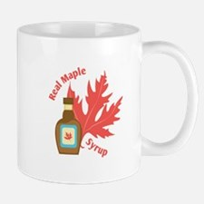 Real Maple Syrup Mugs