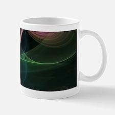Futuristic Background Mugs