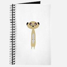Cute little Meerkat Journal