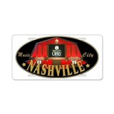 Nashville License Plates