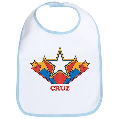 CRUZ superstar Bib