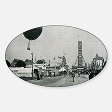 Columbian Exposition- Western Decal