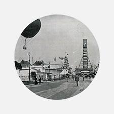 Columbian Exposition- Western Entrance Button