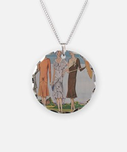 1920s Summer Fashions Necklace