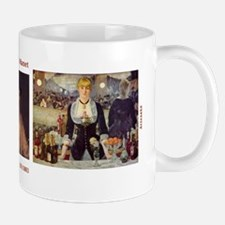 A Bar at the Folies-Bergere Mug