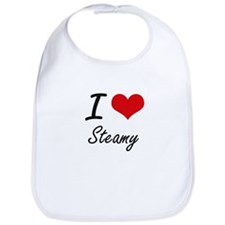 I love Steamy Bib