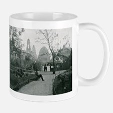 Columbian Exposition Wooded Island Mugs