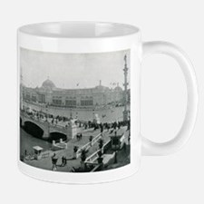 Columbian Exposition Agricultural Hall Mugs