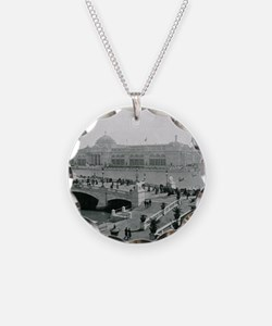 Columbian Exposition Agricul Necklace