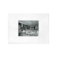 Columbian Exposition- Ceylon Tea Ro 5'x7'Area Rug