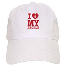 I Heart (Love) Erawan My Lao People Baseball Baseball Cap