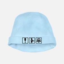 Lacquerer baby hat