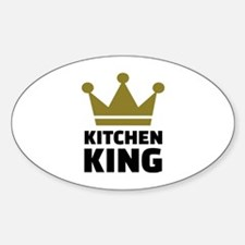 Kitchen king Decal