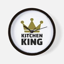 Kitchen king Wall Clock